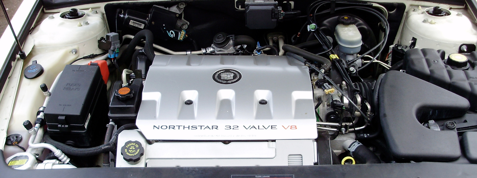 Cadillac Northstar Engine Repair